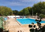 Camping avec Piscine Gironde - Camping La Chesnays-1