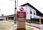 Hôtel Pátzcuaro - Best Western Plus Posada de Don Vasco