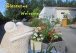 Camping 4 étoiles Saint-Gervais - Domaine Le Jardin du Marais-1