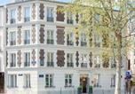 Hôtel Levallois-Perret - Hôtel Korner Etoile-2