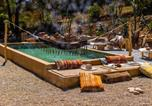 Location vacances Castelbuono - Terre di Bea Exclusive Charming Cottage by the Sea-1