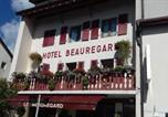Hôtel Les Rousses - Hotel Pension Le Beauregard-1