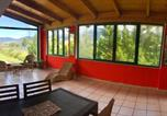 Location vacances Montesano sulla Marcellana - House with 3 bedrooms in Padula with wonderful mountain view furnished garden and Wifi 35 km from the beach-1