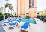 Hôtel Myrtle Beach - Aqua Beach Inn-4
