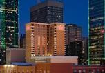 Hôtel Dallas - Crowne Plaza Hotel Dallas Downtown