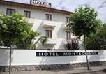 Hôtel Colindres - Hotel Montecristo-2