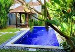 Location vacances Denpasar - Beautiful Villa Santai Bali-1