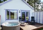 Location vacances Kirkmichael - Kinnaird Woodland Lodges-2
