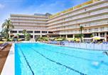 Hôtel 4 étoiles Pineda de Mar - Ght Oasis Park & Spa