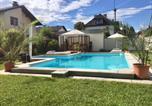 Location vacances Klagenfurt - City Studio Apartment with Pool & Garden-1
