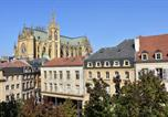 Location vacances Metz - Grand appartement vue cathedrale-1