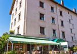 Hôtel Villy-le-Pelloux - Hotel Bellevue-2