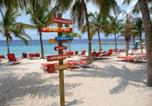 Location vacances Willemstad - Villa's 25 + 2Palmbeach*pool*golf 12 adults + 2 baby's-2