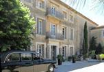 Location vacances Bizanet - Chambre d'Hôtes au Domaine du Soleil Couchant-1
