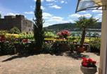 """Location vacances Stromberg - Ferienwohnung """"Die 3 am Rhein""""-4"""