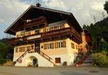 Hôtel Mittersill - Ferienanlage Bacherhof-1