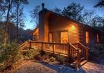 Location vacances Blue Ridge - Morningstar On The Lake Cabin-1