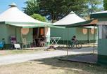 Camping avec Piscine couverte / chauffée L'Houmeau - Campéole Le Platin-3