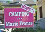 Camping avec Piscine couverte / chauffée Landry - Camping Marie France-1