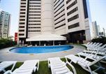 Hôtel Fortaleza - Flat com vista para o mar-3