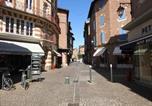 Location vacances Trébas - Appartement dans le cloître Saint Salvy à Albi.-4