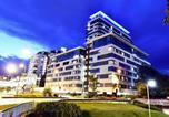 Location vacances Basingstoke - Skyline Plaza, Luxury Downtown Apartments-1