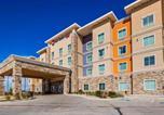 Hôtel Lubbock - Best Western Plus Tech Medical Center Inn-1