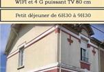 Hôtel Mayenne - Chambre d'hôte Evron-1