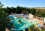 Camping avec Piscine Gaudonville - Camping Sites et Paysages Aramis-1