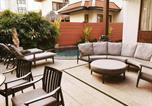 Location vacances Bang Kapi - Luxury Poolside Villa Og Eleven, Thong Lo, Bangkok-2