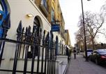Hôtel Camden Town - Crestfield Hotel-1