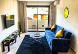 Location vacances Casablanca - Gorgeous Studio Apartment near Twin Center, Maarif-3