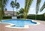 Location vacances els Poblets - Denia Villa Sleeps 6 Pool Air Con Wifi-1