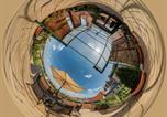 Location vacances Budapest - Duplex penthouse with double garage + bikes-4