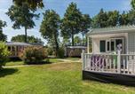 Camping avec Quartiers VIP / Premium Lannion - Flower Camping de Mesqueau-4