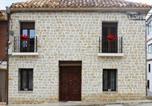Location vacances Hoya-Gonzalo - Holiday Home Calle Cristo-3