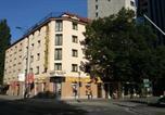 Hôtel Bosnie-Herzégovine - Boutique Bristol Hotel