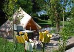 Camping avec Piscine Sillé-le-Philippe - Camping Les Tournesols-1