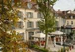 Hôtel Rochefort-en-Yvelines - Mercure Rambouillet Relays Du Château-1