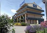 Hôtel Aude - Kyriad Carcassonne - Aéroport-4