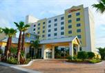 Hôtel Ormond Beach - Hilton Garden Inn Daytona Beach Oceanfront-1