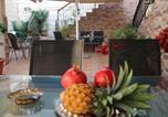 Location vacances Haïfa - Santa maria Zimmer Bahai Gardens-2