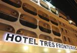 Hôtel Foz do Iguaçu - Hotel Três Fronteiras-1