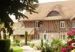 Hôtel Golf de Dieppe-Pourville - Auberge Du Clos Normand-3