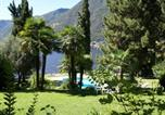 Location vacances  Province de Côme - Special Apartment in Pognana Lario with Beautiful Lake View-4
