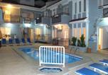 Hôtel İçmeler - Sanezen Apart Hotel-1
