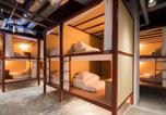 Hôtel Sapporo - Goen Lounge & Stay Sapporo-3