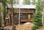 Location vacances Orderville - Classic Strawberry Cabin-3