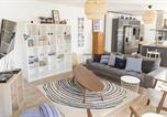 Location vacances Anglet - Blue Beach House entre Mer et Golf, Jardin, Parking, Anglet Biarritz-3