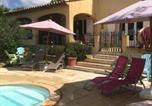 Hôtel Ginasservis - La Rouviero-1